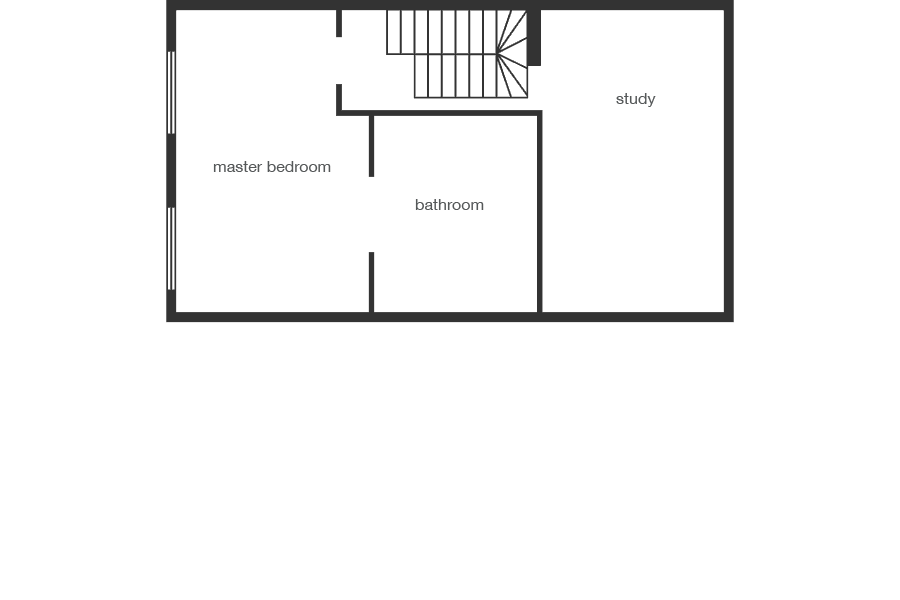 Aldebert Terrace - floorplan