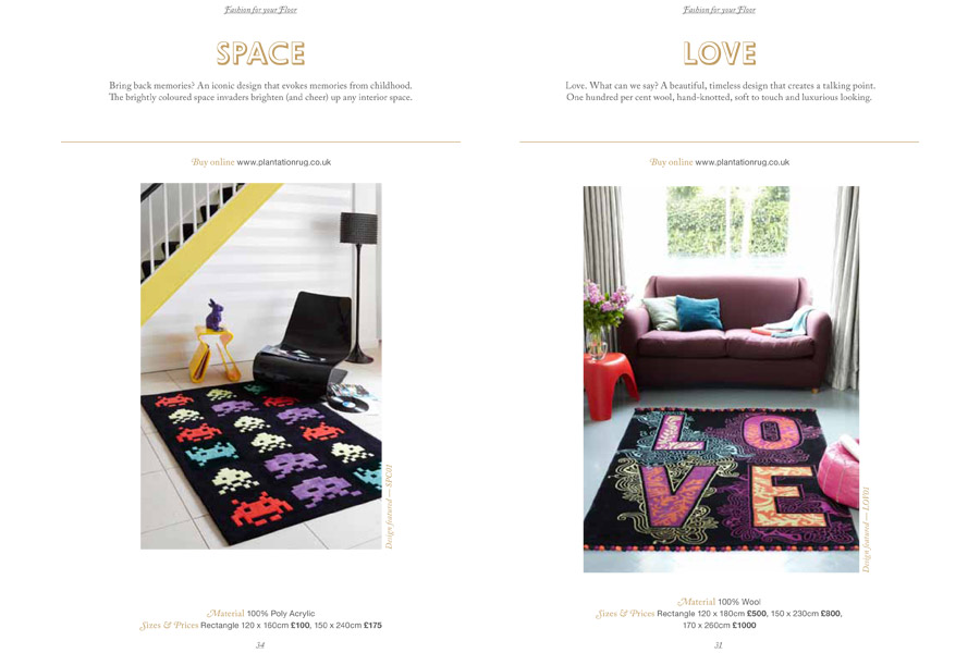 Aldebert Terrace - tearsheet for Sainsbury's