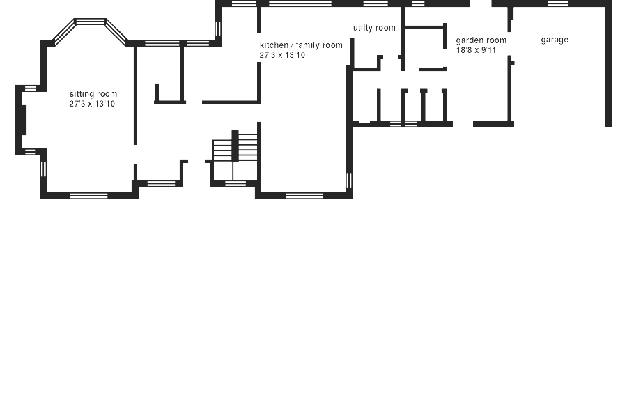 Apsley House - floorplan