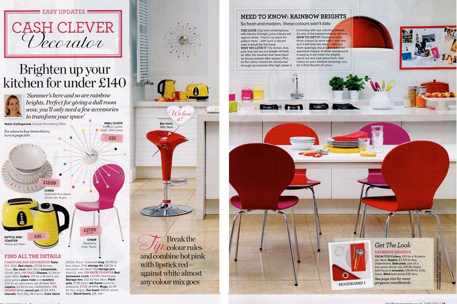 Balham House - tearsheet for Ideal Home