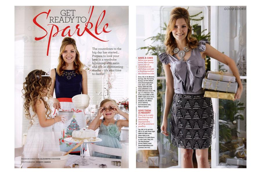 Balham House - tearsheet for Good Housekeeping