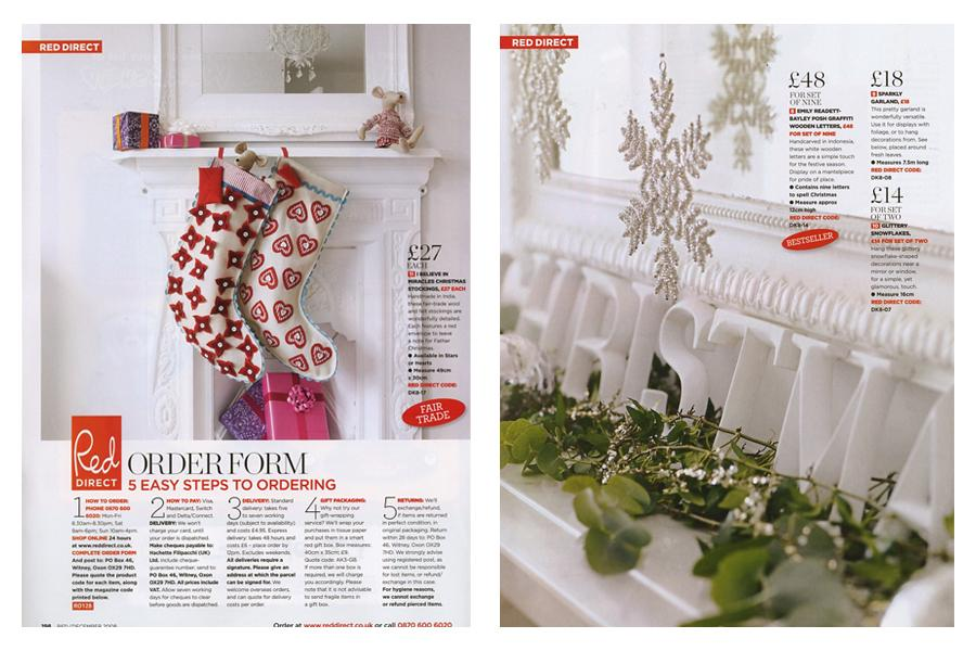 Balham House - tearsheet for Red Direct