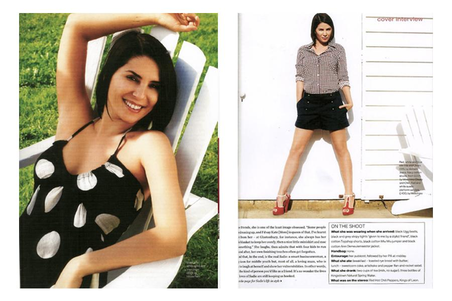 The Boathouse - tearsheet for InStyle