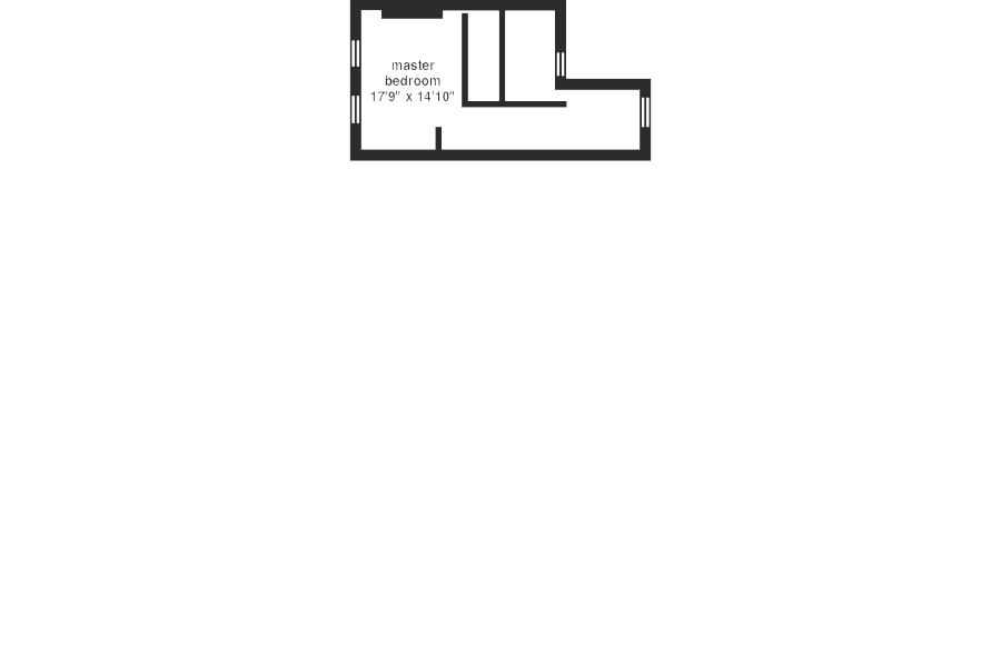 Chelsea House - floorplan