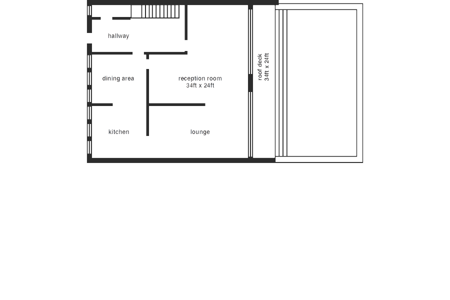 Deerhurst Road - floorplan