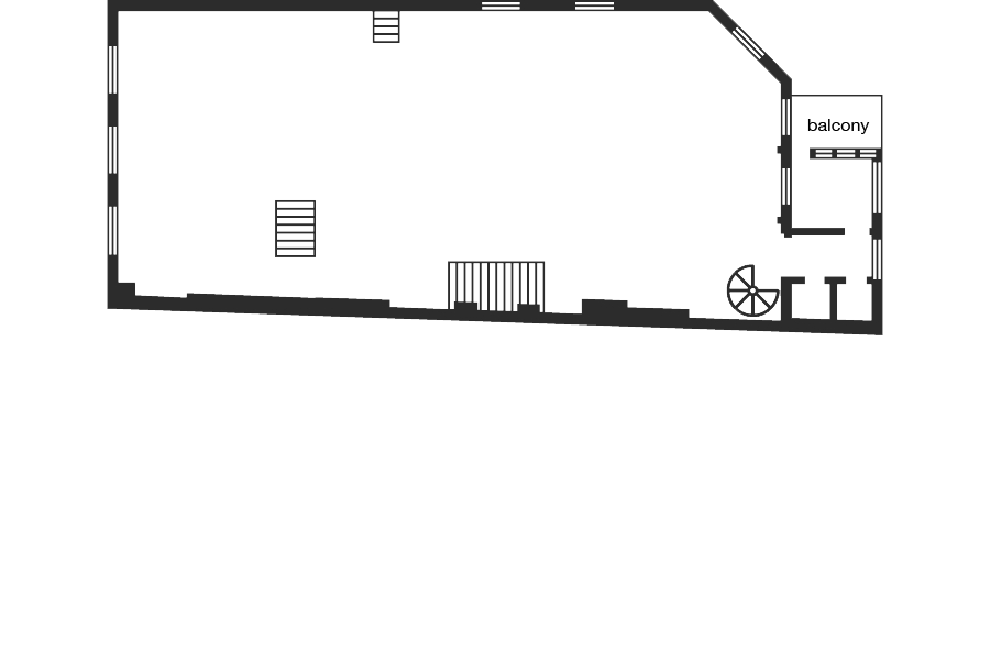 The Depot - floorplan