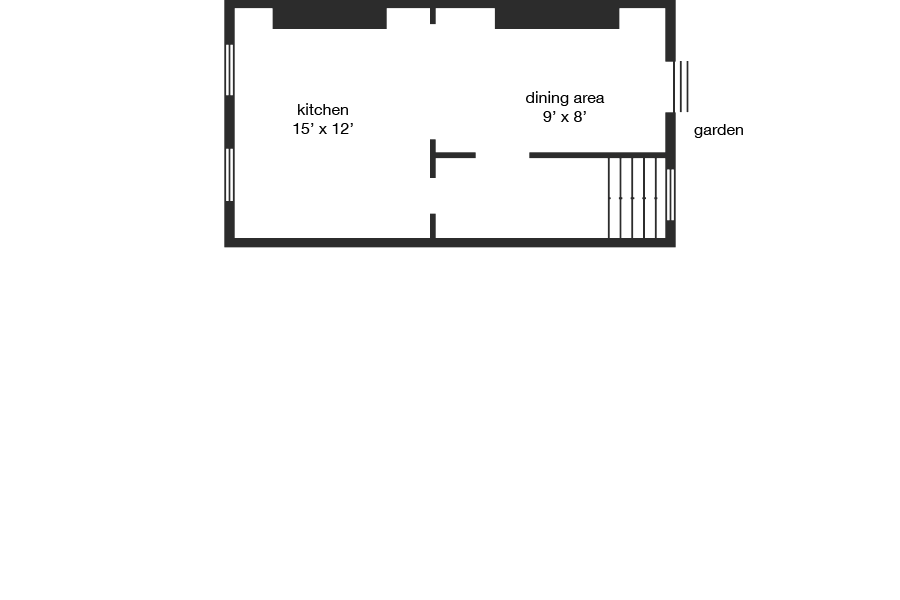 Fournier Street - floorplan