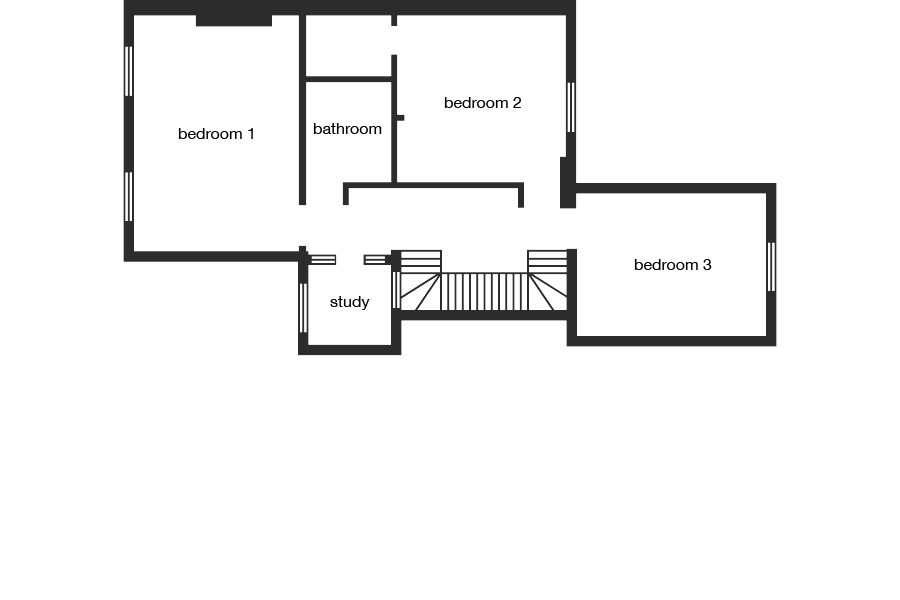 The Grove - floorplan