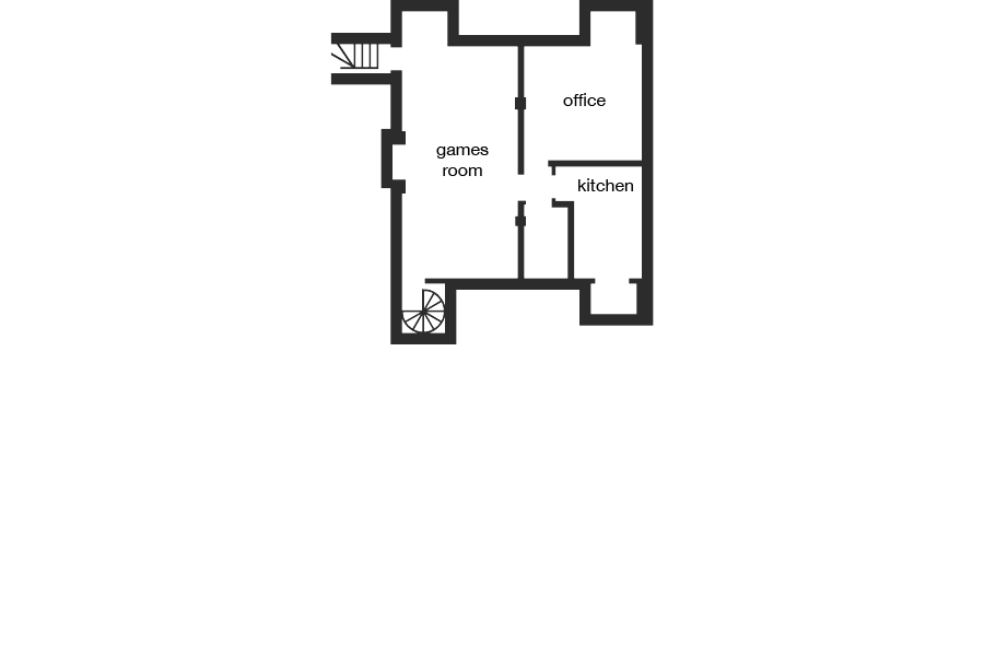Hampton Lodge - floorplan