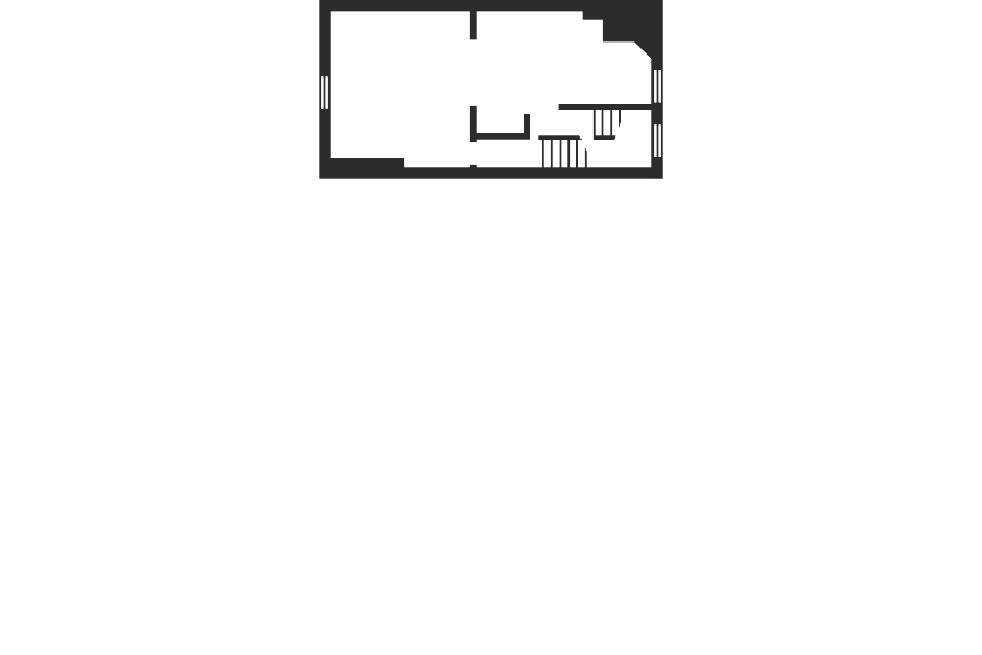 The House - floorplan