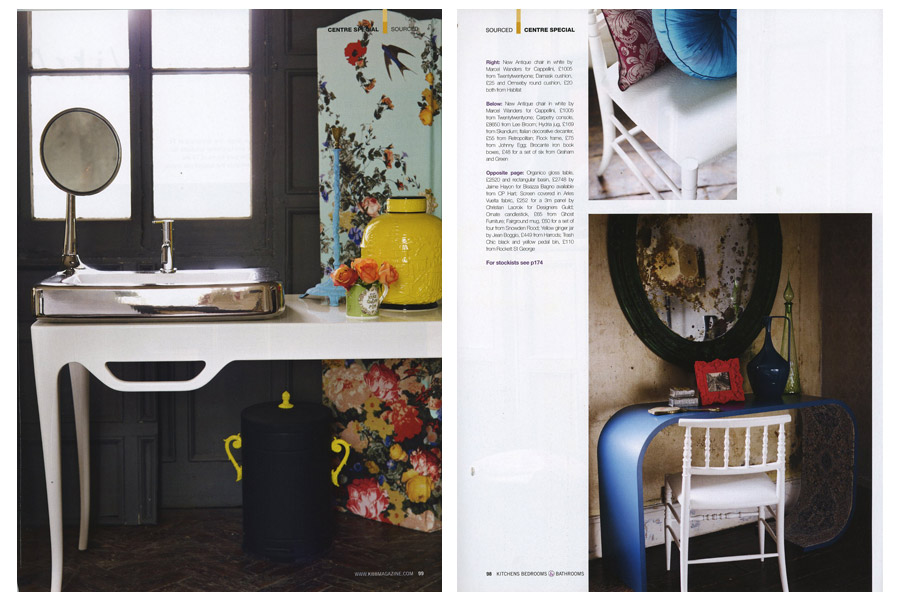 The House - tearsheet for Kitchens Bedrooms & Bathrooms