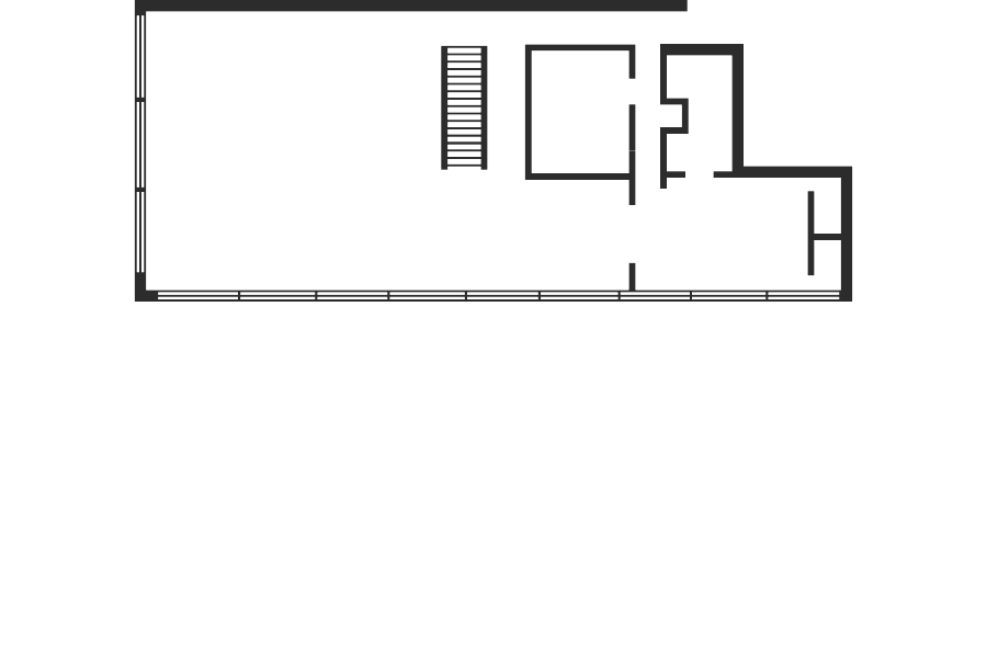 The Jam Factory - floorplan