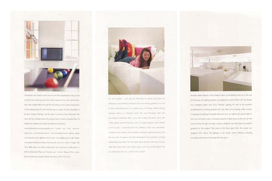 Lightbox - tearsheet for The Book Of Interiors