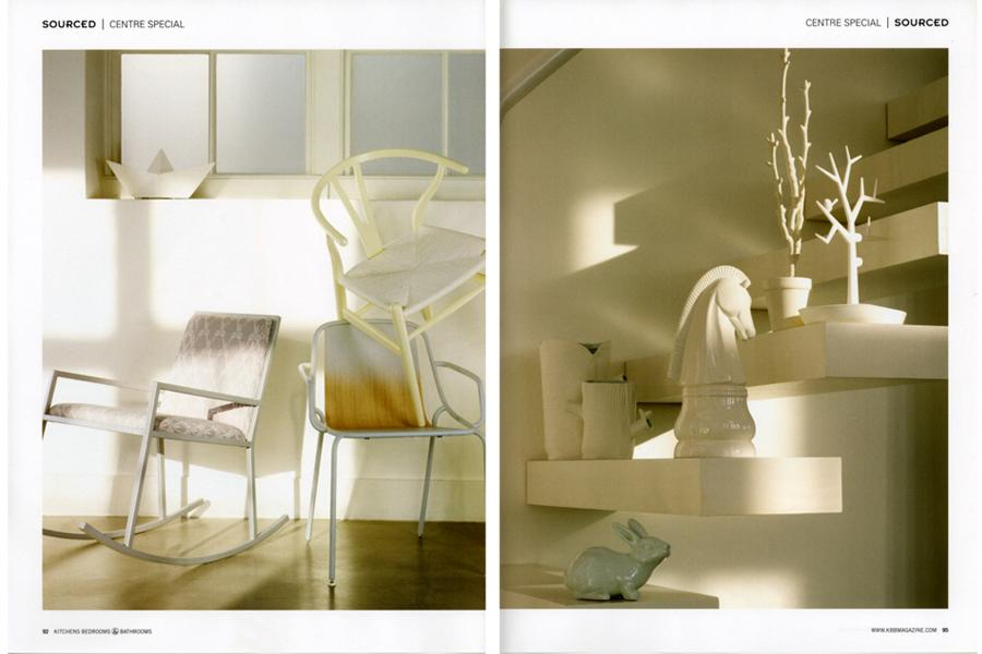 Lightbox - tearsheet for Kitchens Bedrooms & Bathrooms