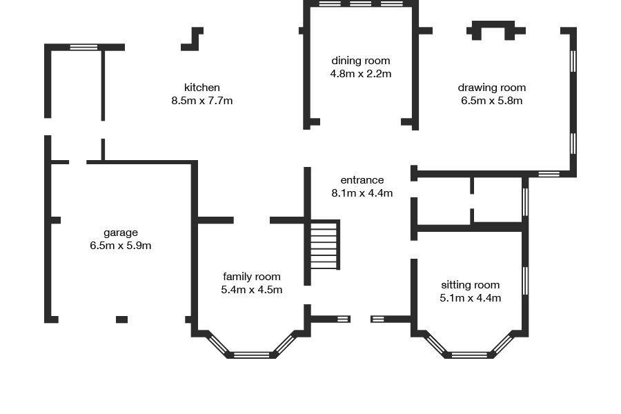 Littleworth - floorplan