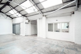 Lower Clapton Warehouse - thumbnail