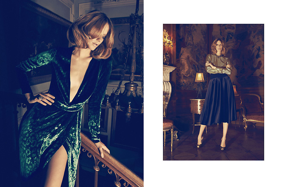 The Manor - tearsheet for Net-A-Porter