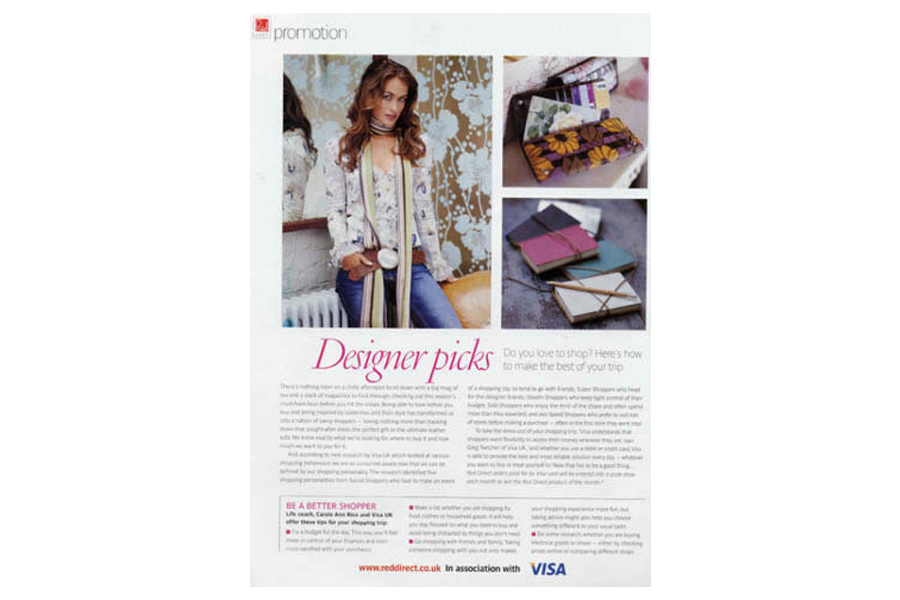 Mapesbury Road - tearsheet for Red Direct