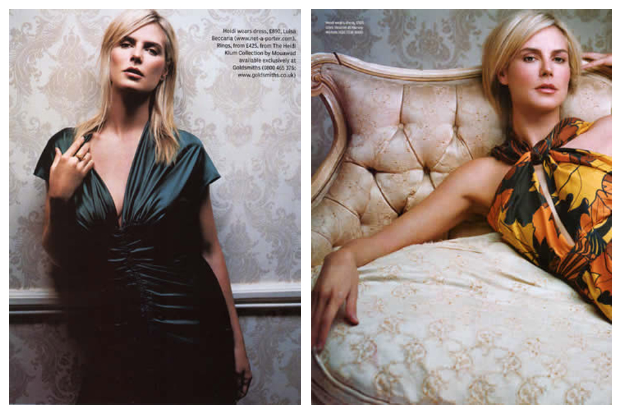 Mapesbury Road - tearsheet for Evening Standard