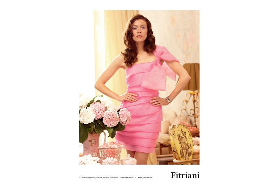 Mapesbury Road - tearsheet for Fitriani