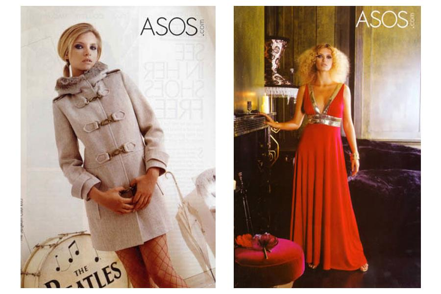 Mile End Road - tearsheet for ASOS