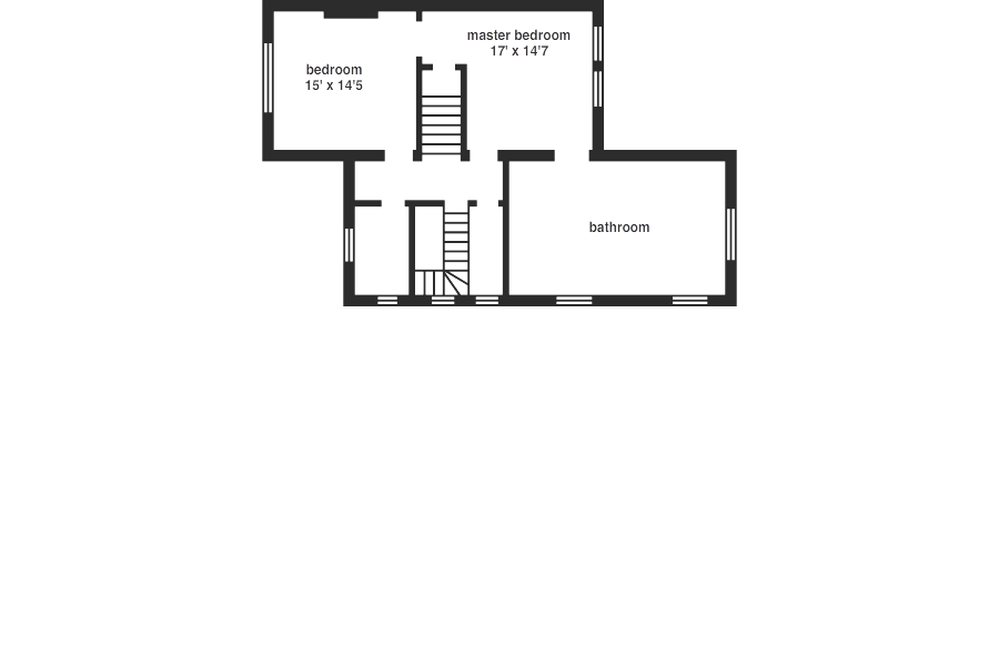 Perryn House - floorplan
