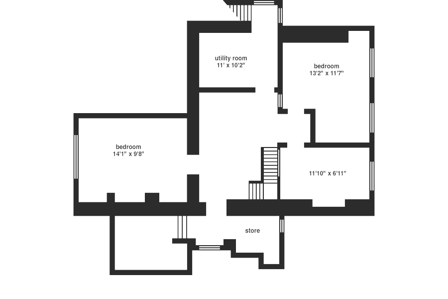 Petersham Common - floorplan