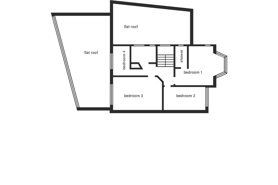 Phillips Place - floorplan