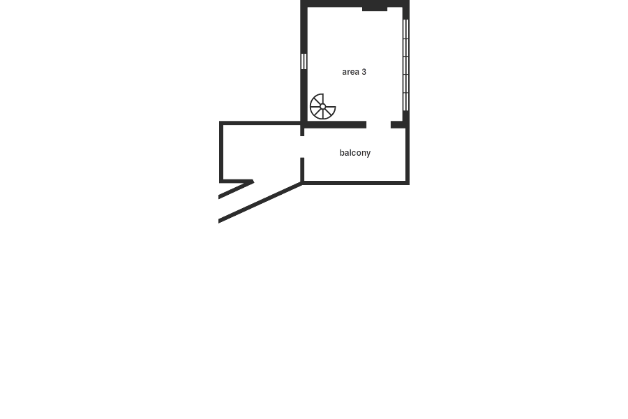 Studio East - floorplan