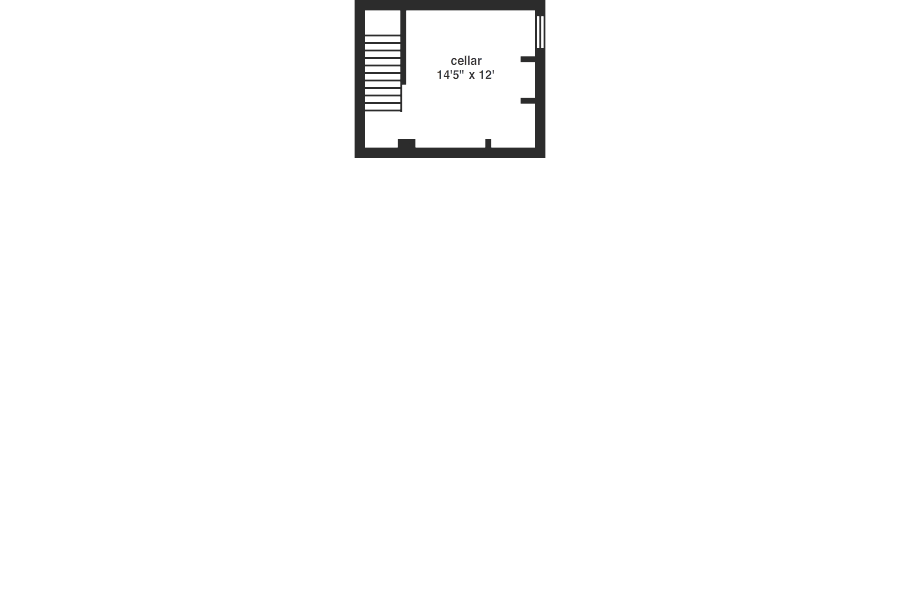 Walnuts Farm - floorplan
